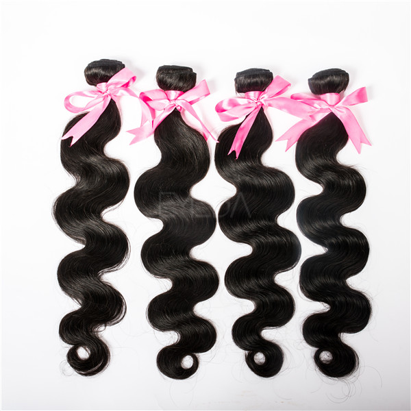 Brazilian body wave hair weave from EMEDA hair factory