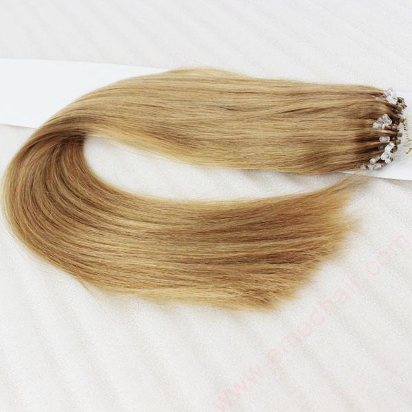 Best Hair Extensions Brazilian Human Micro Loop Ring Hair Extensions