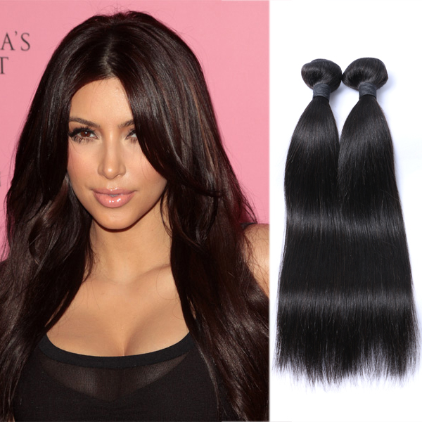 Cambodian virgin hair with closure LJ247
