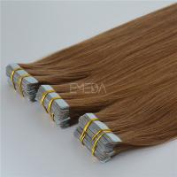 Tape in hair extensions 100% virgin hair well choosen JF028