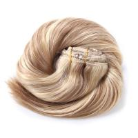 belle hair extensions 18-613 mixed color clip in hair extensions blonde YJ269