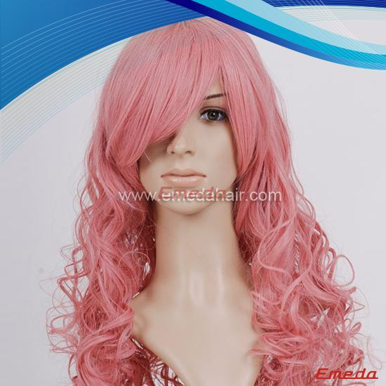 japanese pink cosplay wigs