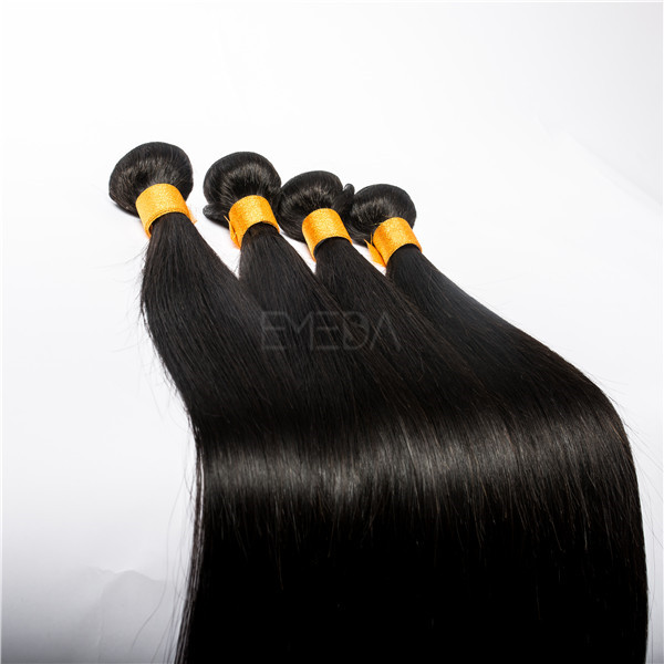 100g Peruvian silky straight vigin no lice human hair extension CX007