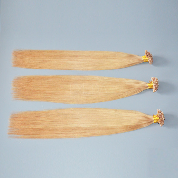 Good quality Fusion hair extensions LJ90