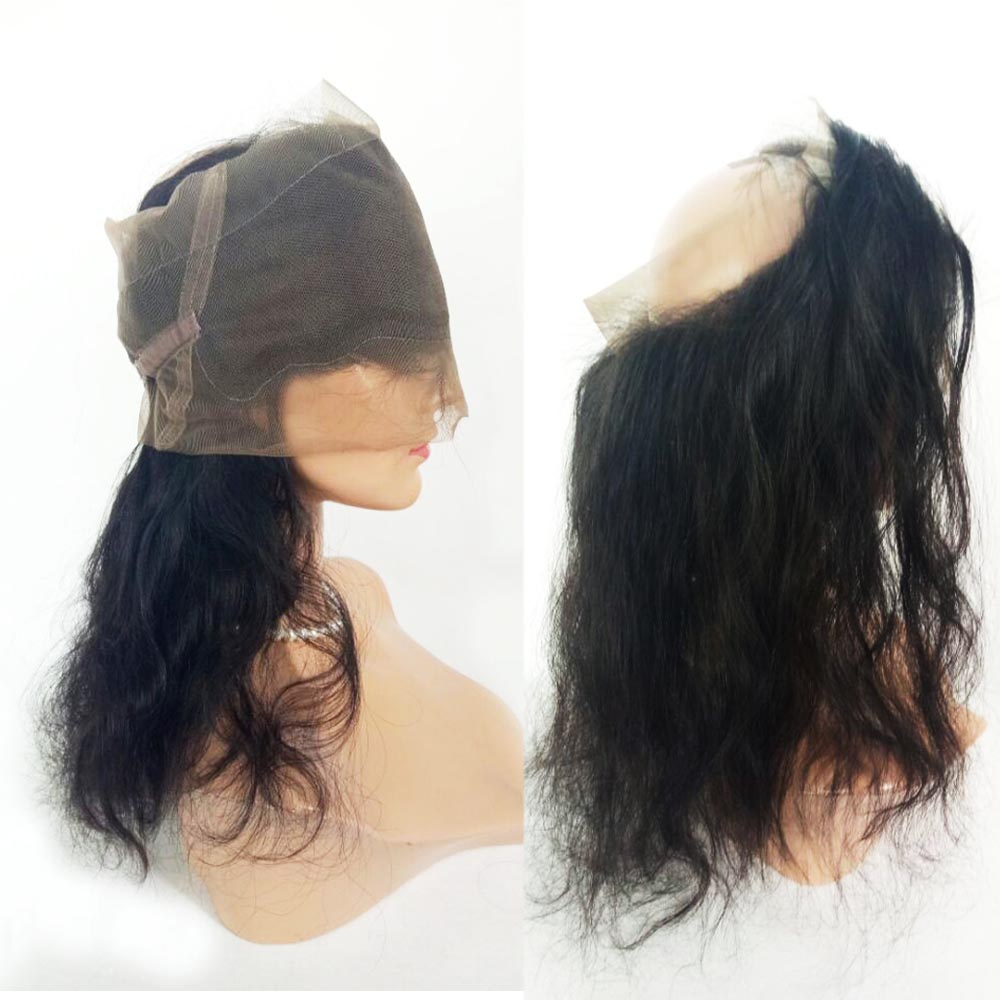 Body wave 360 lace frontal LJ251, China Body wave 360 lace frontal ...