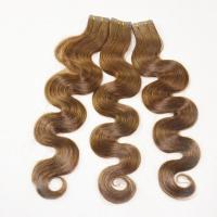 Body wave Skin PU weft  LJ83