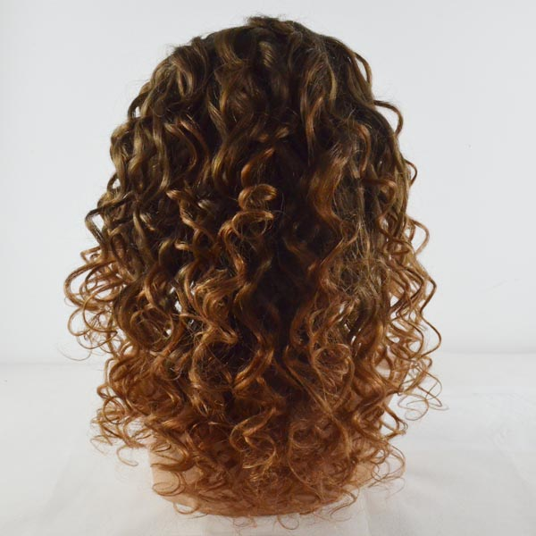full lace wig human hair LJ162