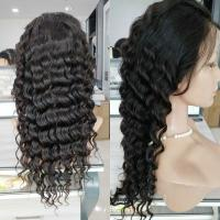 Natural color 360 wig remy hair body wave DL0010