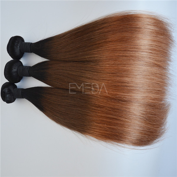 Grade 7a 3 Color Hair Extensions Atlanta Yj173 Emeda Hair