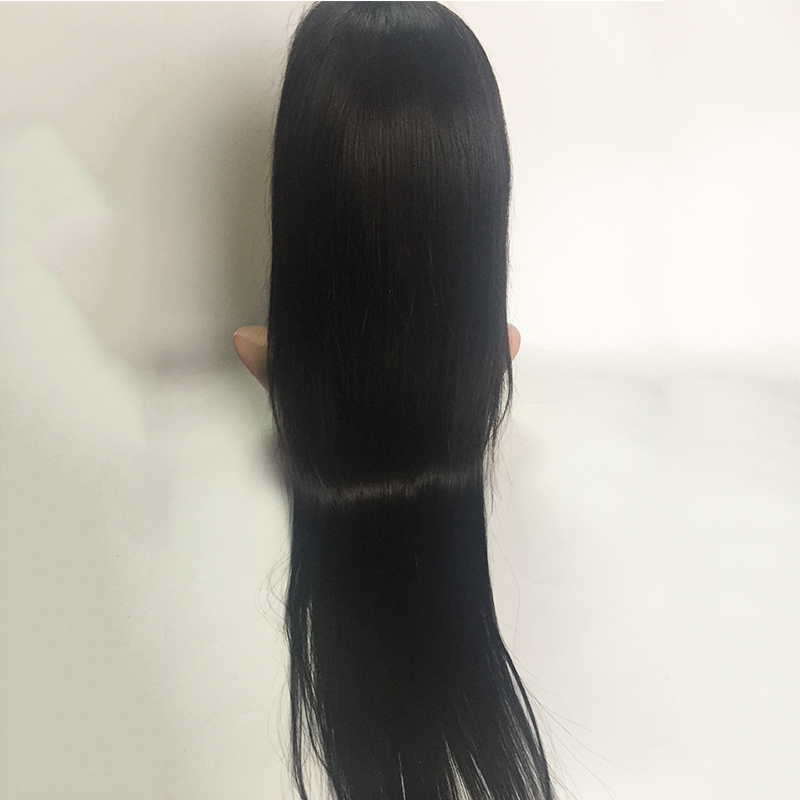 30inch lace front wig heave density human hair virgin hair YL469