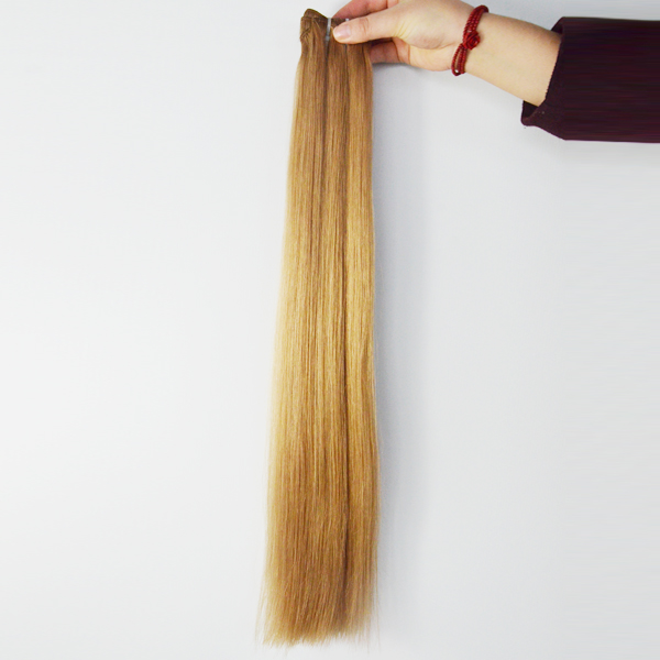 10-32inch Factory Wholesale long lasting durable healthy silky straight remy cuticle aligned hair weaving for women HN168