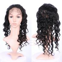 EMEDA Brazilian Hair 360 Lace frontal Loose Wave 360 Lace Virgin Hair Pre Plucked Lace Frontals HW030