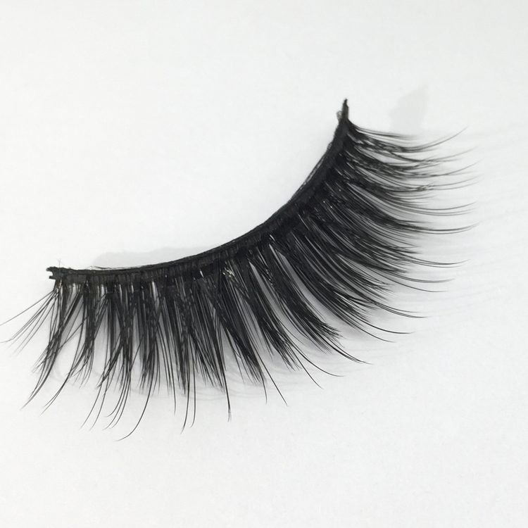 5D Faux Mink Eyelashes Natural Looking Silk Lashes High Quality Eyelashes PY26