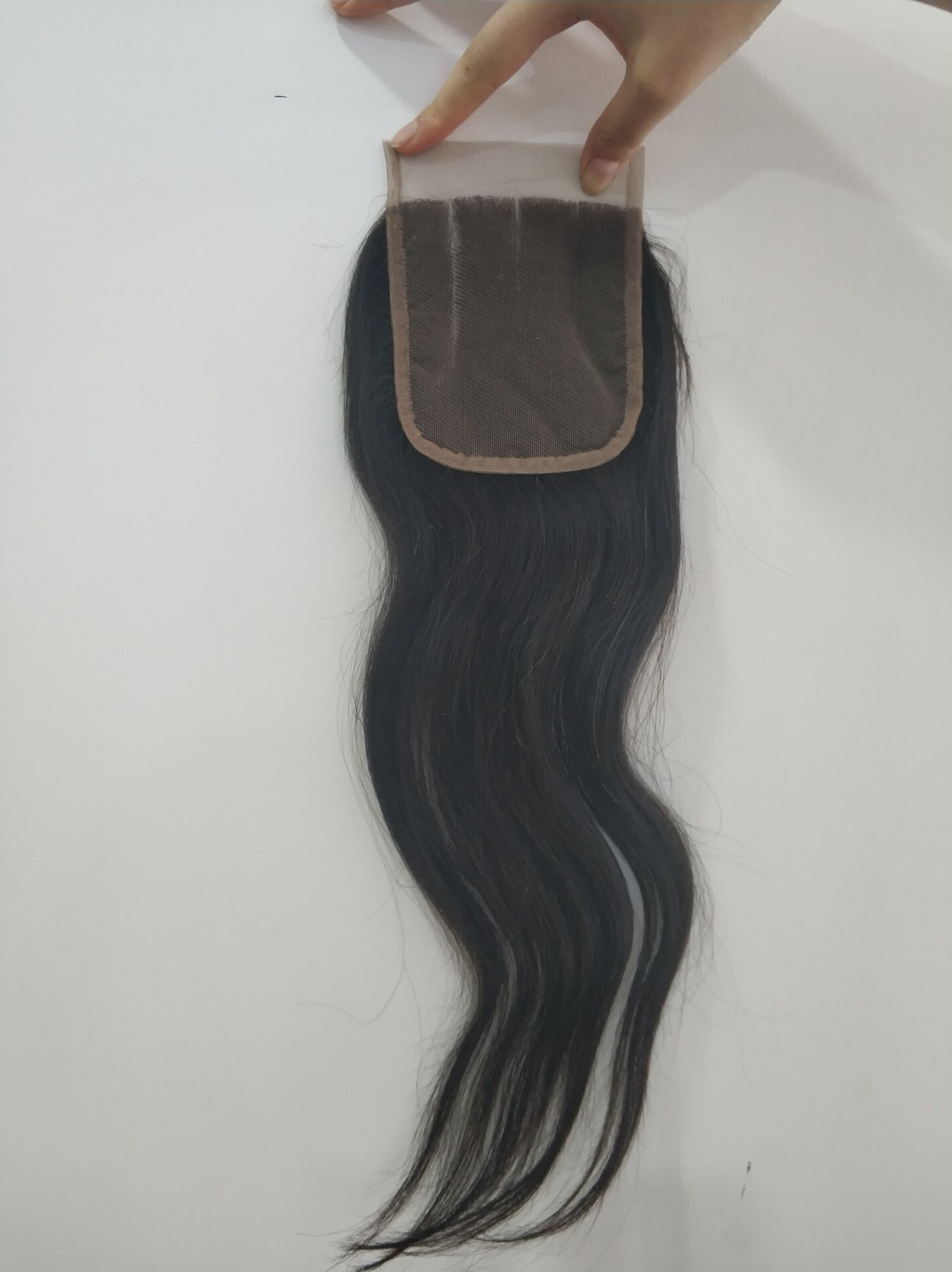 Factory samples order wholesale  Brazilian 4*4inch lace closure for hair weave YL122