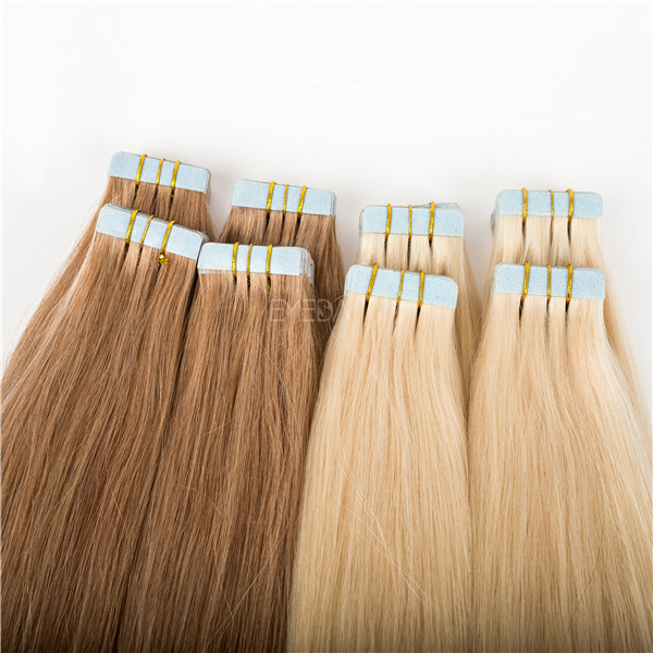 Blonde Tape Hair Extensions Best Sell Hair Extensions In Toronto