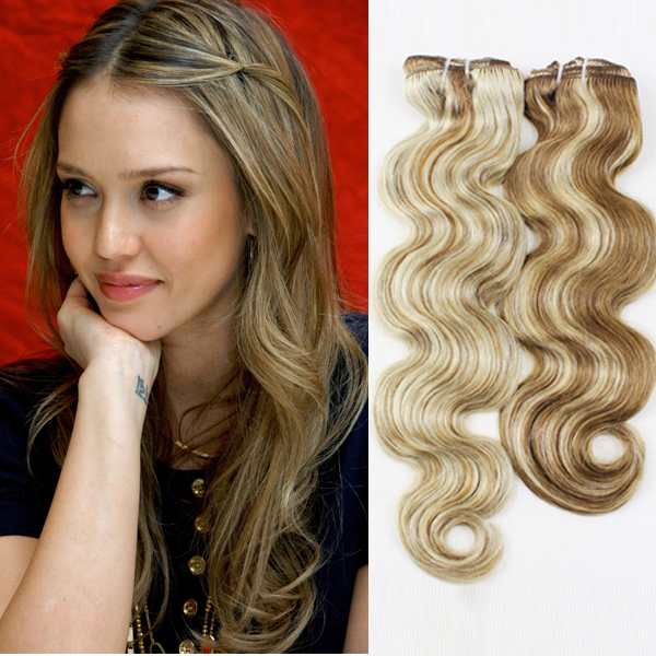 Clip In Hair Dirty Blonde Hair Extensions Lj21 Emeda Hair
