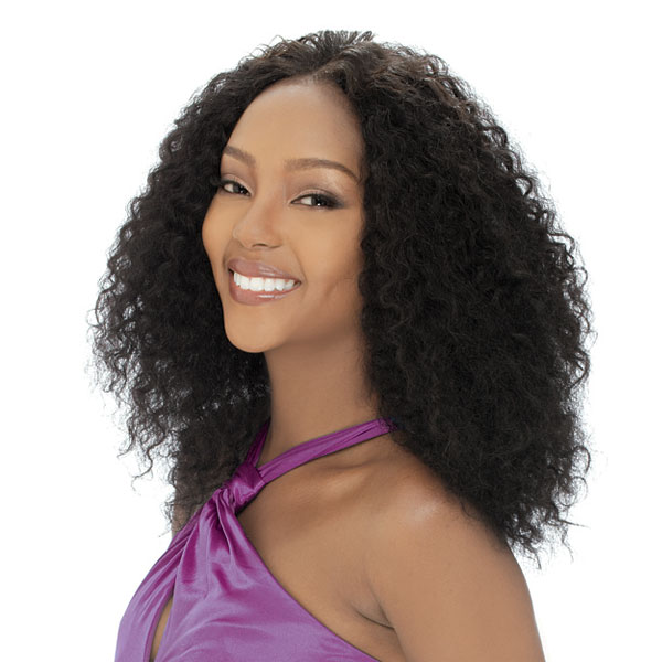 Virgin human hair bulk afro kinky curl  For Black women YL024