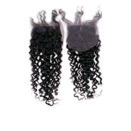 Lace closure - 16