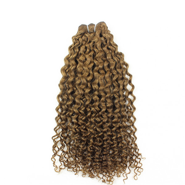 100g Afro Kinky curly Peruvian hair weaving XS031