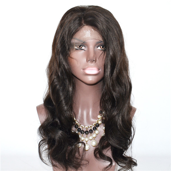 Body wave Glueless full lace wigs LJ183