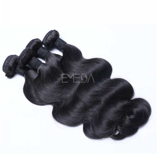 Body wave 8a grade brazilian hair LJ200
