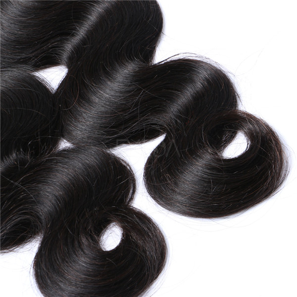 Natural hair weaves for black women LJ242