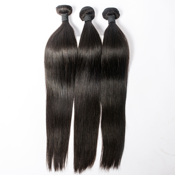 Unprocessed Brazilian Straight Hair Bundles WW001