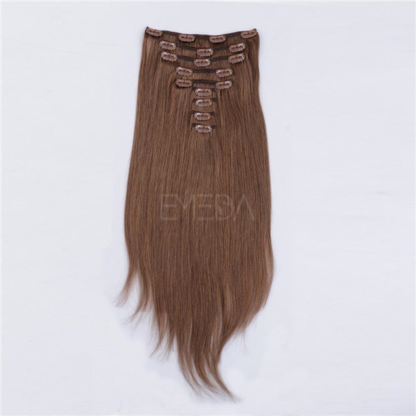 Remy Clip inhair extensions LJ252
