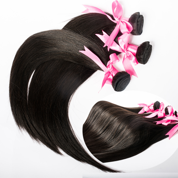 Cheap virgin indian human hair extensions uk YJ79