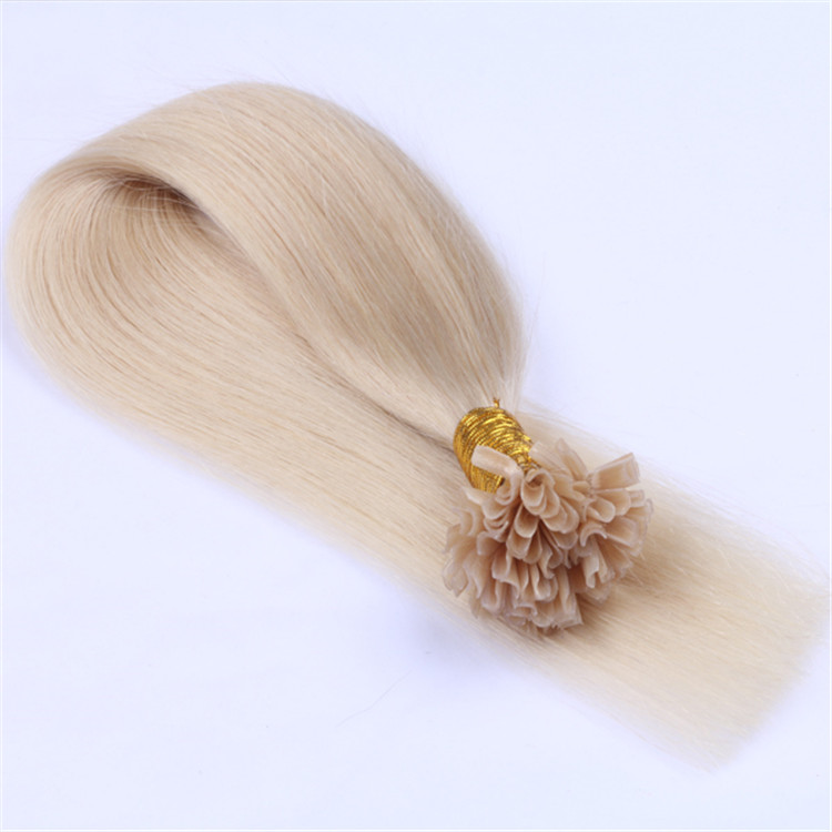 China Pre Bonded Hair Extensions Factory Human Remy Hair U Tip Extensions Supplier LM352