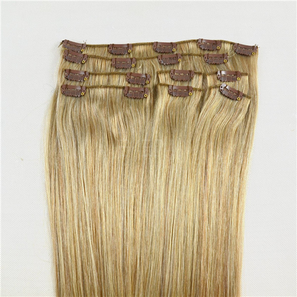 hair extensions clip in cheap long JF0099