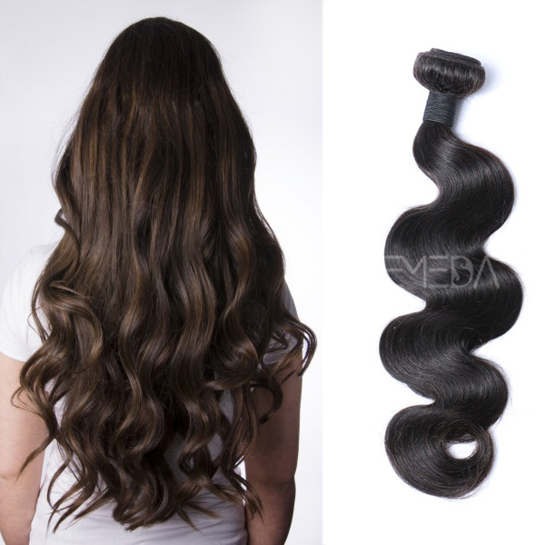Peruvian body wave hair LJ245