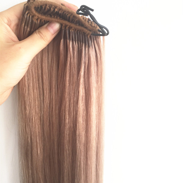 Wholesale Korea Knotted  cotton Thread  Hair Weaving hair extensions YL151