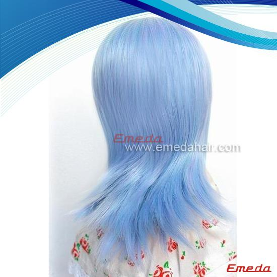 synthetic doll wigs