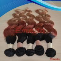 cheap ombre hair extension fast shipping