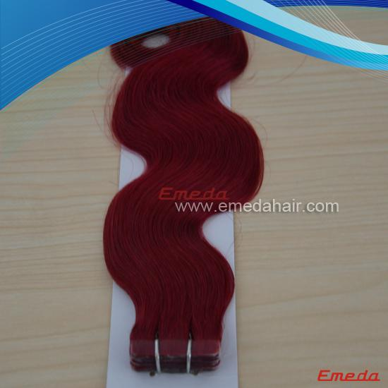 brazilian tape hair extension for hot sale