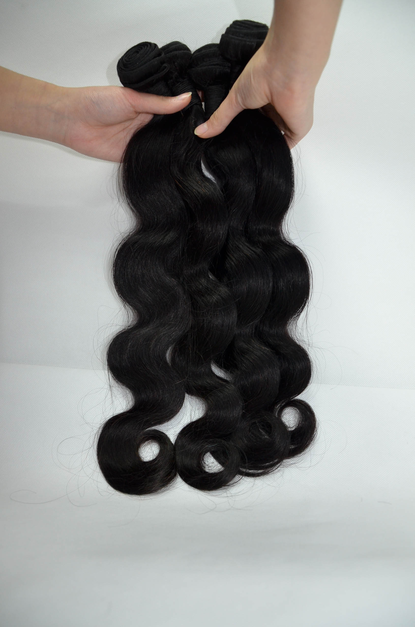 Indian hair weave large stock at factory price JF17