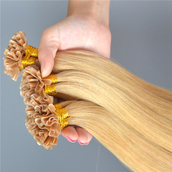 Factory Supply U Tip Hair Extensions Double Drawn Hair Jf003 Emeda