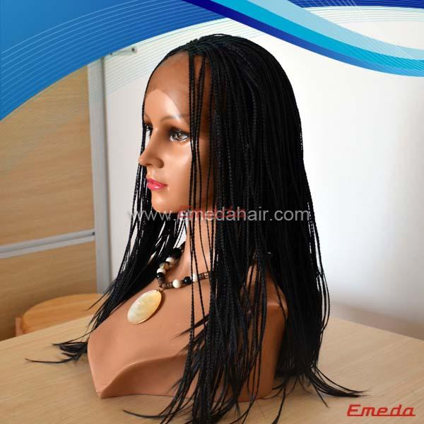 New arrival! fantastic high quality braid lace front wig