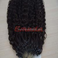 loop ring hair extension