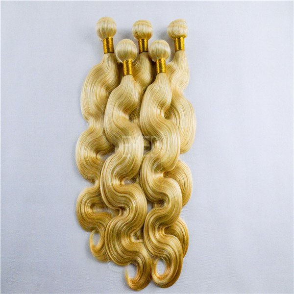Hot sale natural virgin human body wave hair extensions WJ025