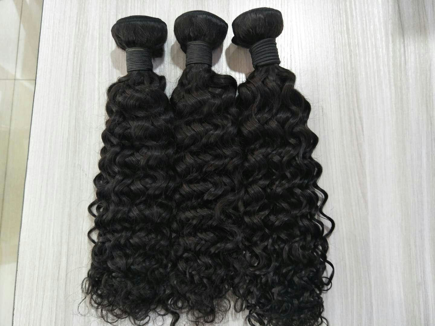 Deep Curly Weave 30