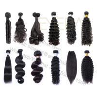 Virgin curly hair weave hairweaving real mink Brazilian hair different all textures YJ298