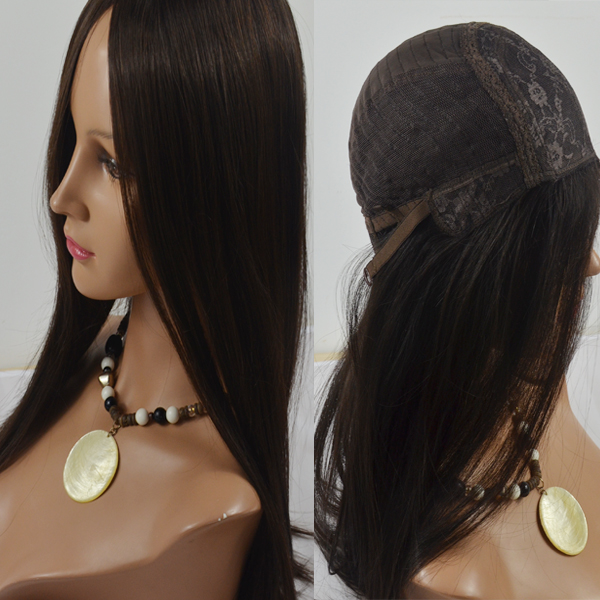 European hair Kosher wig