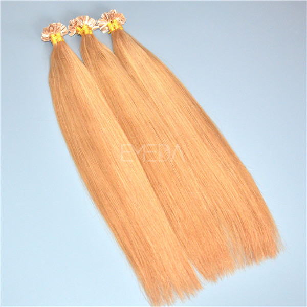 How To Remove Pre Bonded Hair Extensions Yj119 Emeda Hair