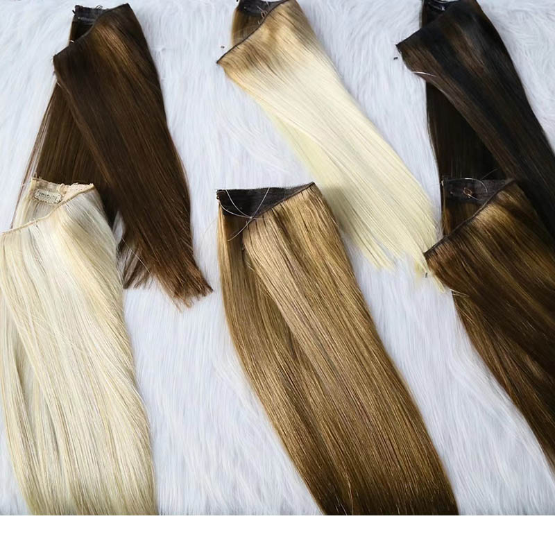 Halo Human Hair Extensions 100 Human Hair Virgin H...</>
