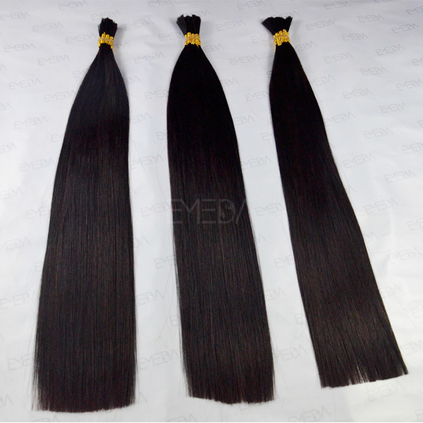 No processed vigin human hair bulk unwefted raw hair extension CX025