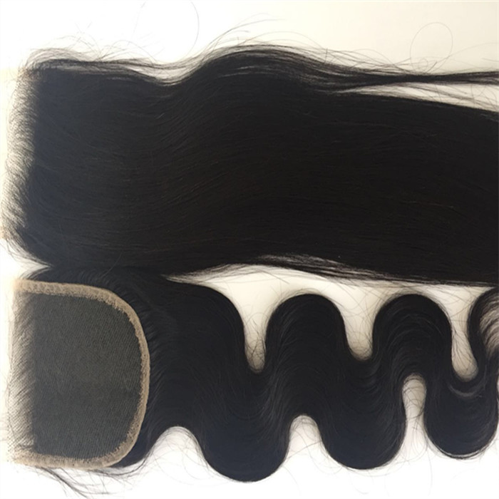 HD lace closure invisible lace transparent durable closure  YL367