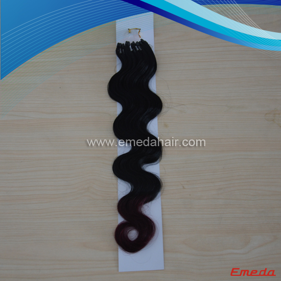 Healthy Micro Ring Loop Hair Extension