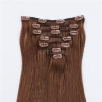 Remy Hair clip in extensions for thick hair XS055